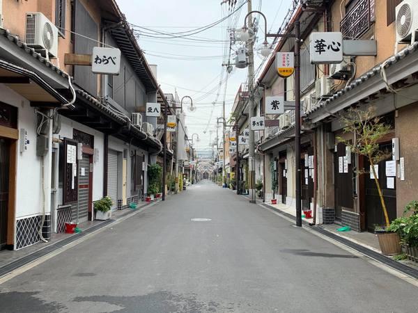 飛田新地の今(2020年11月)